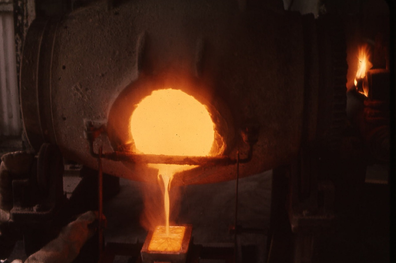 Matriçage SBS Forge