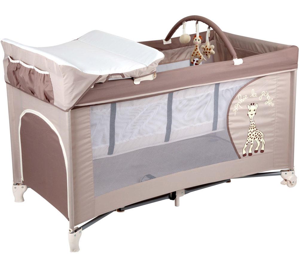 lit de bébé