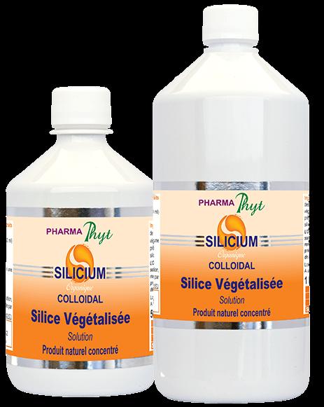 Silicium végétal, les bienfaits pour la santé