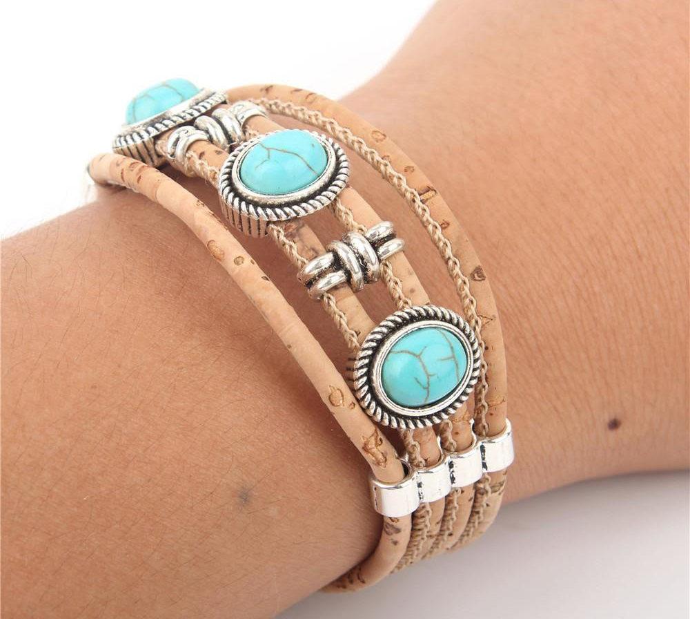 bijoux en liege